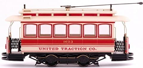 On30 Spectrum Street Car, United by Bachmann