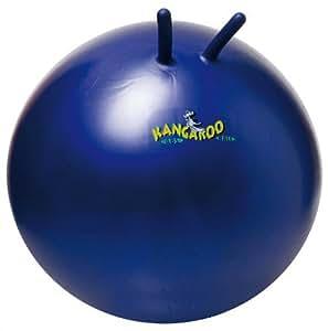 Togu Kangaroo Ball Ballon sauteur Bleu - Violet 45 cm