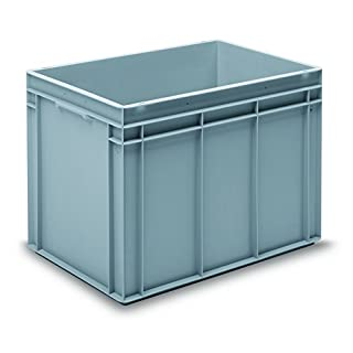 GCIP-RAKO GC604042P Rako-Container, PP, 600 x 400 x 425 mm, Grau