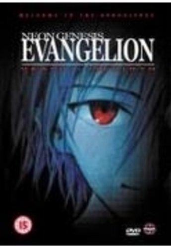 Neon Genesis Evangelion - Death And Rebirth [2002] [Edizione: Regno Unito]