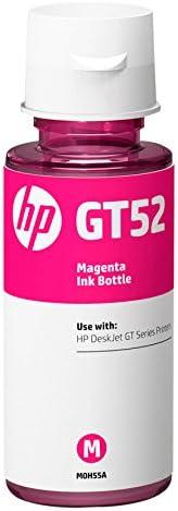 HP GT52 Magenta Original Ink Bottle - M0H55AE