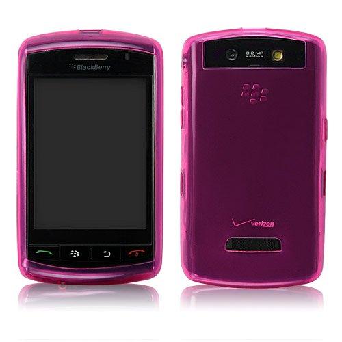 BoxWave Pure BlackBerry Storm 9530Crystal Slip (Fuchsia) - 9530 Crystal