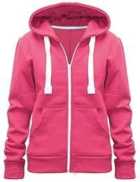 (womens pull string long sleeved hoodie jumper) femmes tirez chaîne de caractères manches longues encapuchonné cavalier