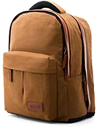 d2326b14a1dc Rimo Best Casual Laptop Backpack for Men   Women college girls boys fits 17  inch Vintage