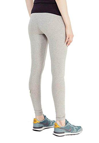 Nike W NSW lggng Club JDI Leggings, Damen Grau