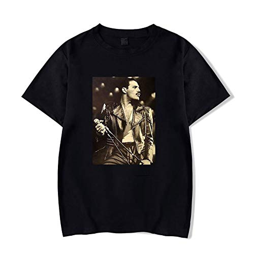 Men Women T-Shirts Freddie Mercury Tshirt Streetwear Casual...