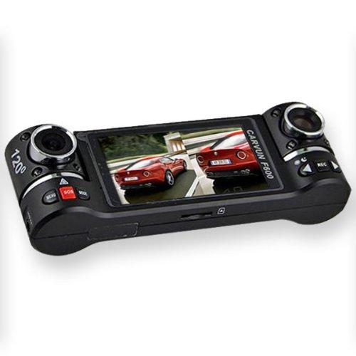 Dash Cam inDigi 6,86 cm TFT LCD Dual Camera Lens drehbar mit IR Nachtsicht Auto DVR - NEU - 120-hz-lcd-tvs