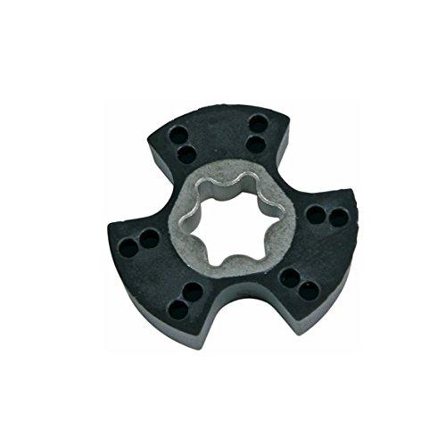 Europart 10027084 Motorkupplung Kupplung Verbindung 32mmØ Messer / Motor für TM 21 Thermomix® Küchenmaschine wie Vorwerk