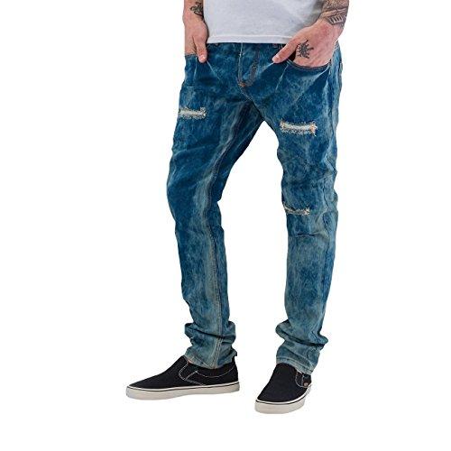 Just Rhyse Homme Jeans / Slim Skinny Bleu