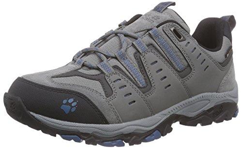 Jack Wolfskin MTN Storm Texapore Low M, Chaussures de Randonnée Basses Homme