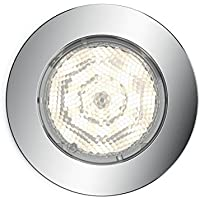 Philips myBathroom dreaminess Spot LED encastrable rond (Comprend 1 x 4,5 W LED, de Salle de Bain Sans danger)