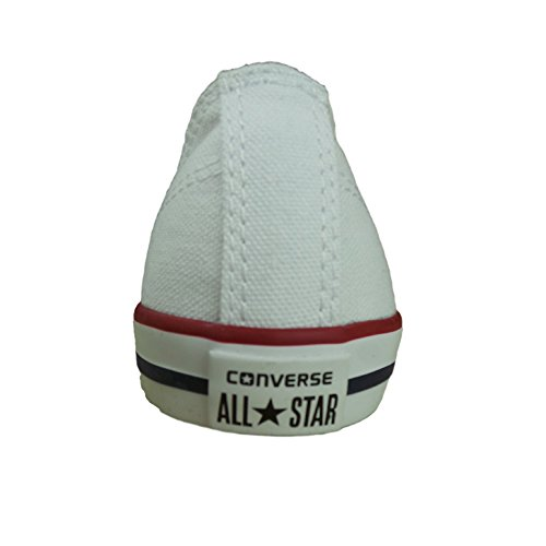 Converse All Star Dainty Ox, Baskets mode mixte adulte Blanc
