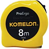 "Acha 8m x 25mm - Flexómetro Doble Freno, Modelo ""Proergo-R"" (10)"