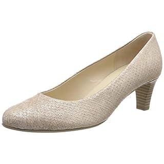 Gabor Shoes Damen Basic Pumps, Mehrfarbig (Skin 65), 37 EU