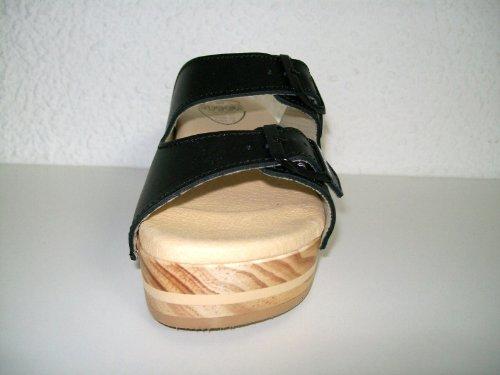 LUVER Sandali con molla 2101/A colore e taglie disponibili Black