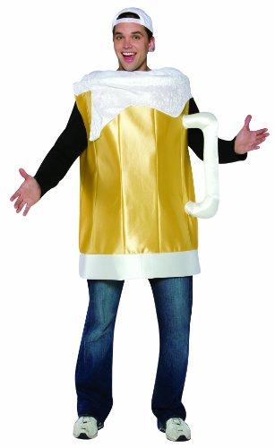 Bierkrug - Adult Kostüm