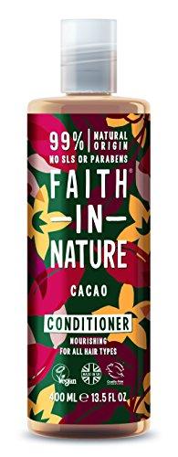 Faith In Nature Schokolade Haarspülung 400ml (Schokolade Conditioner)