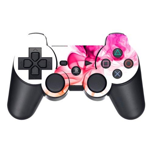 """Disagu Design Skin für Sony PS3 Controller - Motiv """"Bunter Rauch"""""""