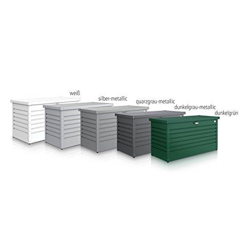 Biohort FreizeitBox, regenwasserdicht, 460L, 134x62x71cm - 4