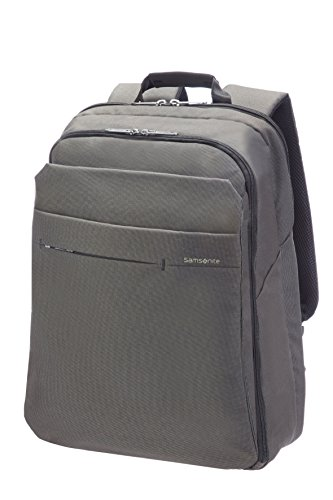 Samsonite Network 2 Trolleys para portátiles, 25 cm, 26 L, Color Gris (Iron Grey)