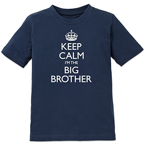 Shirtcity Keep Calm I'm The Big Brother Kinder T-Shirt by -