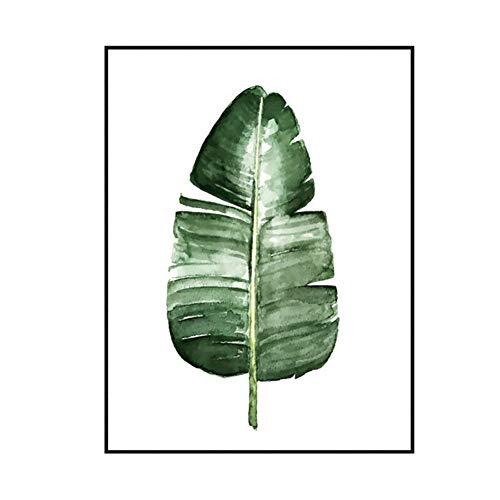 CHRONSTYLE Poster 40x50cm Blätter & Pflanzen - Design