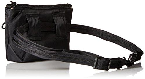 Pacsafe - Citysafe CS25 Anti-Diebstahl Cross-Body- & Hüfttasche schwarz