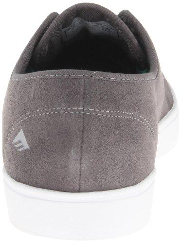 Emerica Mns Laced by Leo Romero Herren Sneaker Grau (Gris (Dark Grey))