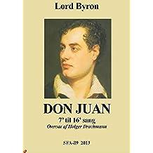 Don Juan (Danish Edition)