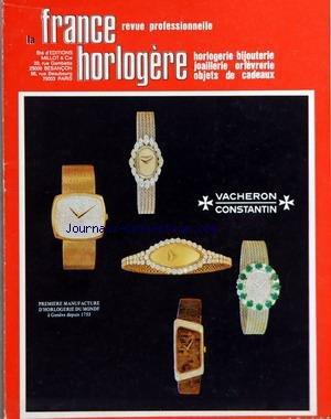 france-horlogere-la-no-368-du-01-06-1976-horlogerie-bijourterie-joaillerie-orfevrerie-objets-de-cade