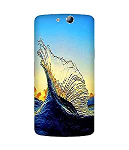 Water Splash Oppo N1 Mini Case