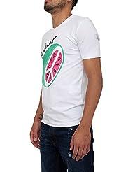 Jersey LOVE MOSCHINO Hombre M 4 731 22 E 1514-A00 Blanco