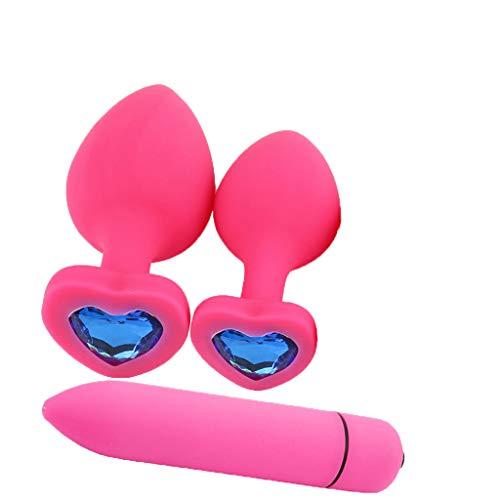 Honestyi Neueste Modell Weiblich Sexspielzeug,Vibratoren Erwachsene Anal Butt Plugs Anal Sprung Ei Vibrator Spielzeug