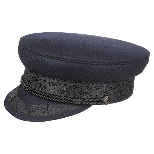 Casquette Prince Henry Lierys navigateur de l´Elbe casquette de matelot Bleu