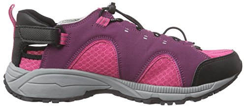 Ice Peak Ward, Chaussures de Sports aquatiques femme Rose - Pink (637 hot pink)