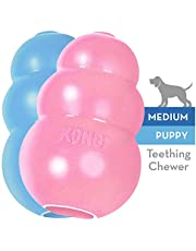 Kong Puppy Kong Dogs Chew Toy, Medium - Color May Vary
