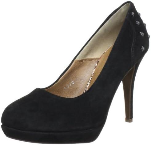 SPM Oldbury KA7351776-B-001 - Zapatos de tacón de cuero para mujer