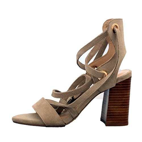 Sandalo con lacci LIU JO Mod. Okiku neutro