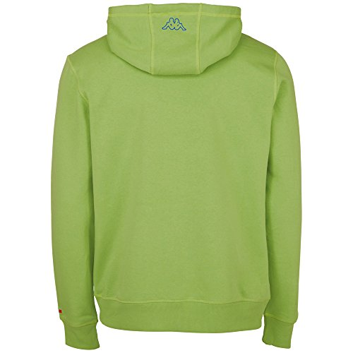 Kappa Herren Sweatshirt Zeno bud green