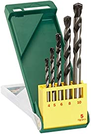 Bosch 5-Pieces Concrete Drill Bit Set
