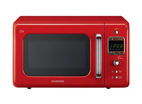 Daewoo KOG-6LBR - Microondas 20 litros digital grill