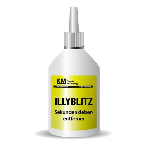 Sekundenkleber Entferner ILLYBLITZ 20g+ 10gr Sekundenkleber pro Lieferung Gratis