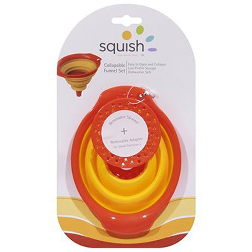 Squish 3pc Multi Large Funnel by - Multi-trichter