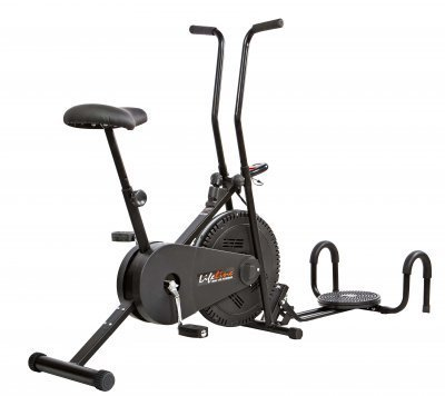 Lifeline 102 Exercise Cycle with Twister and Pushup  available at amazon for Rs.5820