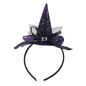 ECMQS Diadema de Halloween Mini