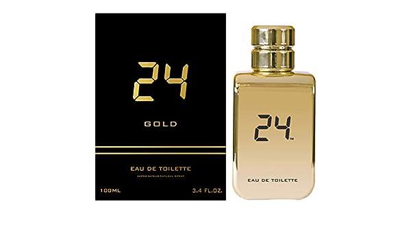 100 By Eau Fragrance Jack 24 Ml De The Scent Gold Bauer Story l1cKuJT3F