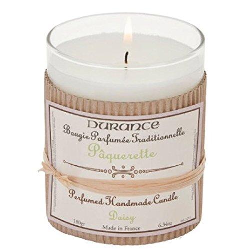 Durance - Bougie Artisanale Parfumée 180 g Marguerite