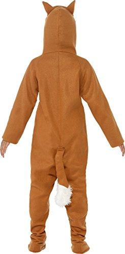 Imagen de smiffy's  disfraz infantil de zorro, color naranja 44074m  alternativa