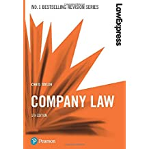 Law Express: Company Law, 5th edition