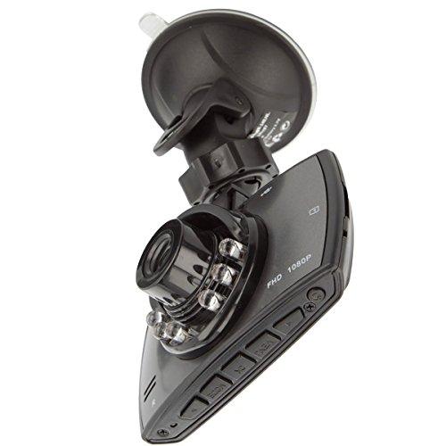 Dashcam Auto Kamera 120° Weitwinkel Aufzeichnungsgerät für KFZ